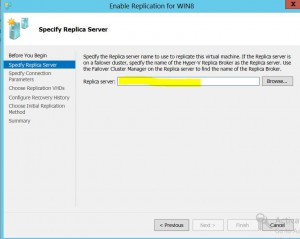 enable vm replication 4