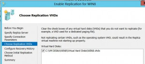 enable vm replication 6