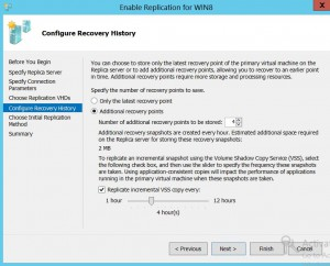 enable vm replication 7