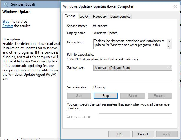 WSUS and Windows 10 – Clients not checking in or checking in