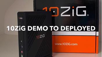10ZiG Zero Client 6048q